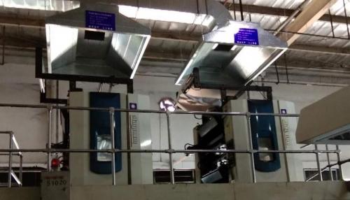 机械厂废气处理设备