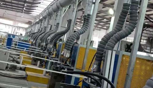 机械制造废气处理